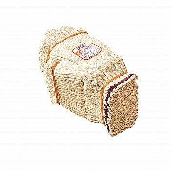 【10ダースセット販売】おたふく手袋 675 綿軍手 カフス付 ビッグテキサス純綿 フリーサイズ 1ダース×10 120双