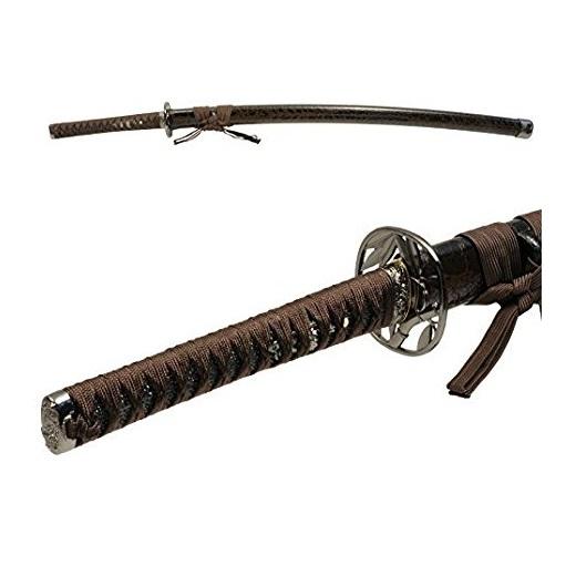 模造刀 NEU-016 戦国シリーズ・毛利元就 大刀 全長:106cm/刃渡:73cm 柄長:25cm
