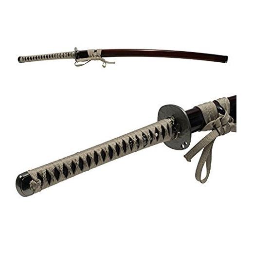 模造刀 NEU-124 特別シリーズ・一刀拵 大刀 全長:110cm/刃渡:71cm/柄長:31cm