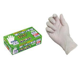 【12箱ケース販売】エステー No.981 ニトリル使いきり手袋(粉付)100枚入(箱)ホワイト