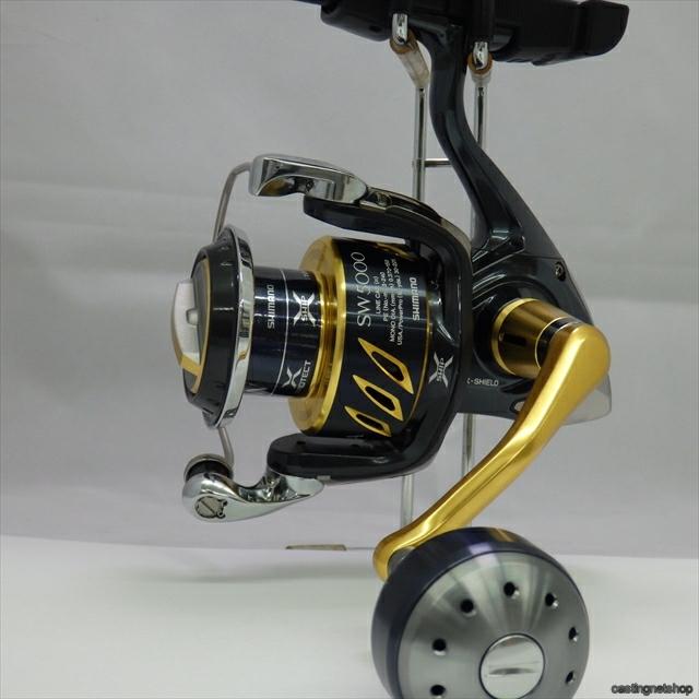 シマノ 13 ステラSW 5000XG