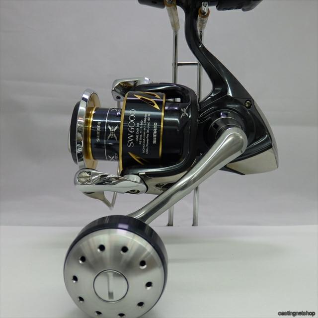 シマノ 13ステラSW STELLA-SW 6000HG