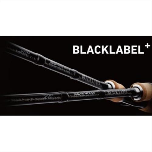 ダイワ ブラックレーベル プラス BL+ 661M/MLFB (ベイト 1ピース )