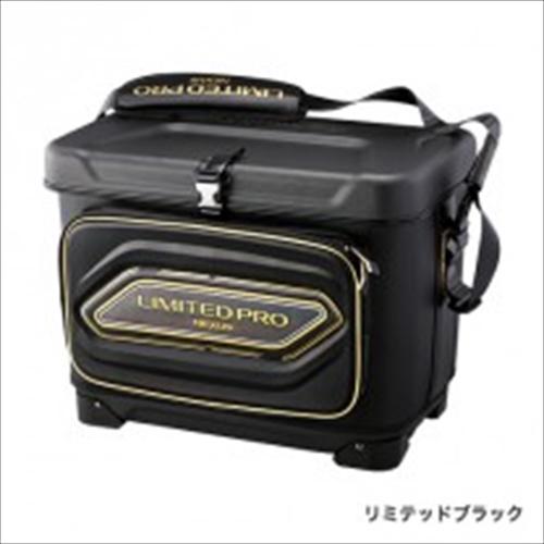 シマノ ISO COOL LIMITED PROBAー112N LTDブラック 25L