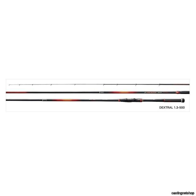 シマノ ファイブラッドグレ DX(デクストラル)1350