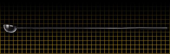 黒鯛工房 THEアスリート カーボン柄杓 90B ブラック