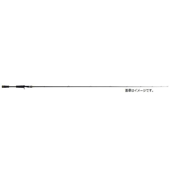 メジャークラフト ベンケイ BIC-662M (ベイト2ピース)