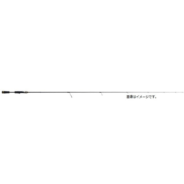 メジャークラフト ベンケイ BIS-S632UL/SFS (スピニング2ピース)