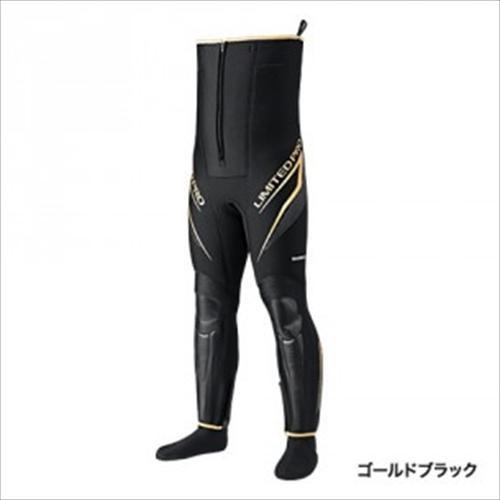 シマノ リミテッドプロ フィットウェーダー (中丸) Gブラック MO