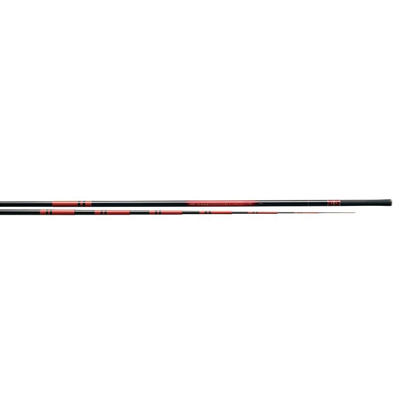 (訳有り)がまかつ がま鮎 ファインスペシャル4 (RED) H 9.0m