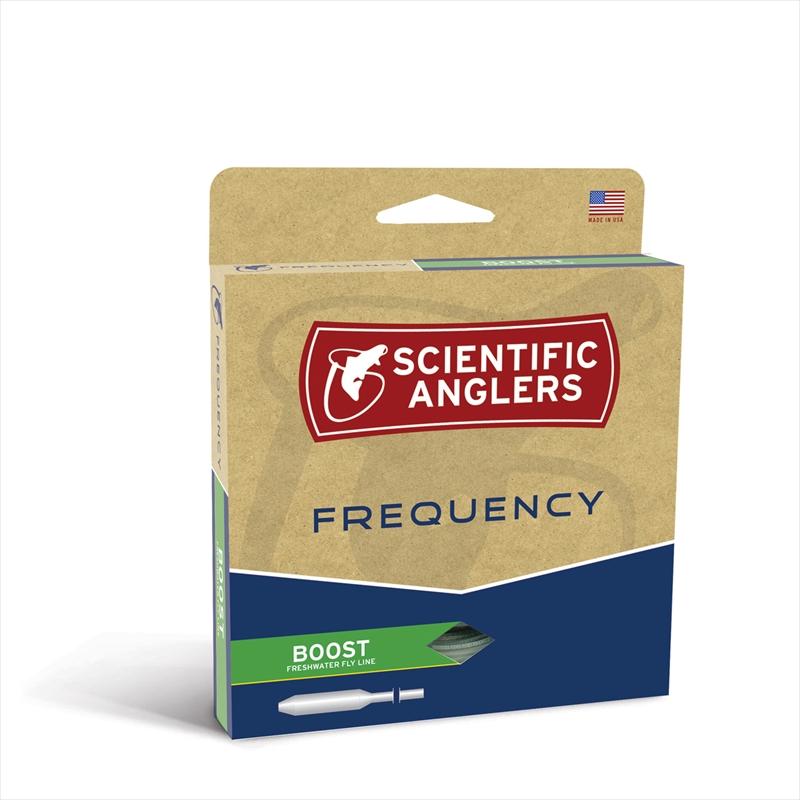 ティムコ(Scientific Anglers LLC) SAフリークエンシィ ブースト WF5F WILLOW 117142