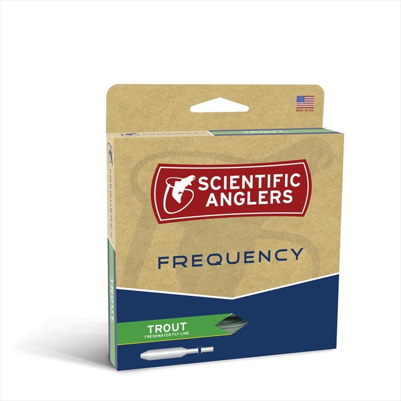 ティムコ(Scientific Anglers LLC) SAフリークエンシィ トラウト WF3F バックスキン 117166