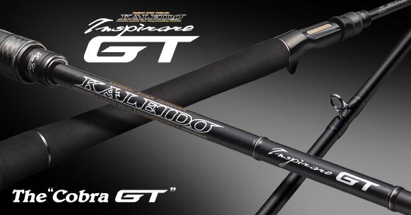 エバーグリーン インスピラーレ GT IGTC-66M  コブラGT ( ベイト1ピース)