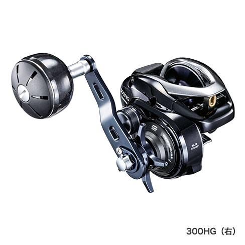 シマノ 17 グラップラー 300HG(右)