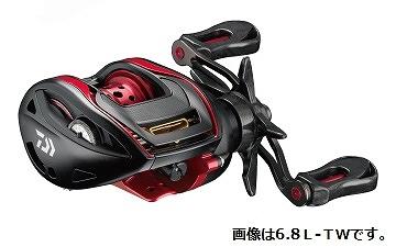 (訳有り) ダイワ T3 AIR 6.8R-TW