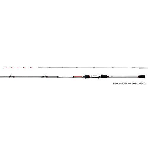 シマノ リアランサーメバル M300