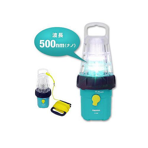 ハピソン山田電器工業 YF-500 30m防水LED水中集魚灯