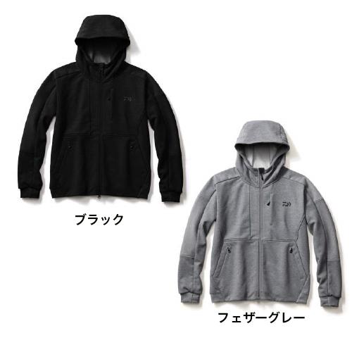 ダイワ(Daiwa) DE-8107J BREATHMAGIC(ブレスマジック)フルジップパーカ