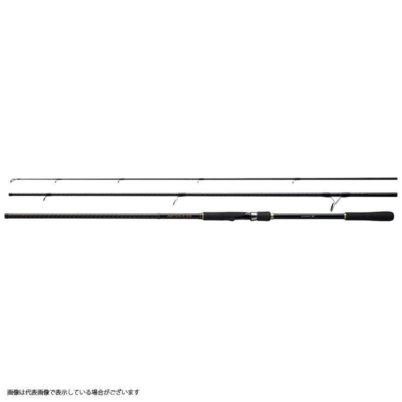 シマノ ネッサ BB S1102MMH (スピニングロッド)