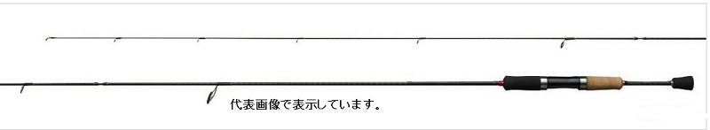 シマノ トラウトワンAS(エリア) S60SULF (スピニング)