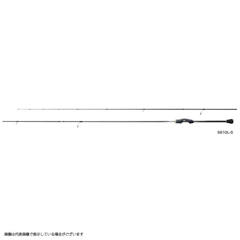 シマノ ソアレ CI4+ アジング S610LS (スピニングロッド)
