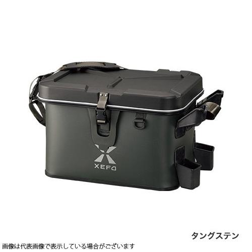 シマノ XEFO(ゼフォー) タックルバック BK-201Q タングステン 27L