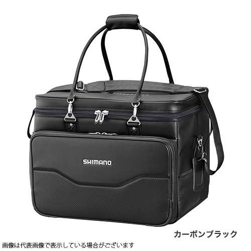 シマノ へらバッグXT BA-012Qカーボンブラック50L