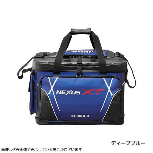 【ポイントアップ 4/1 10:00~4/8 09:59】シマノ ネクサス 磯クール XT BA-125Q Dブルー 36L