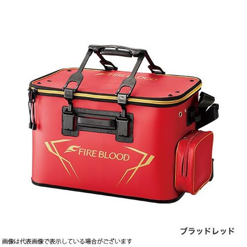 シマノ フィッシュバッカン ファイアーブラッド ハード BK-122Q ブラッドレッド45