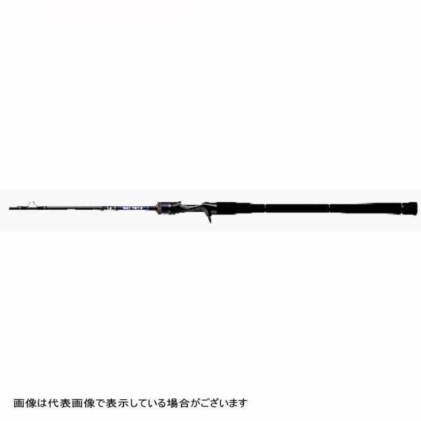 ダイワ ソルティガ BJ 62XHB V (ベイトタイプ)  【np194rod】