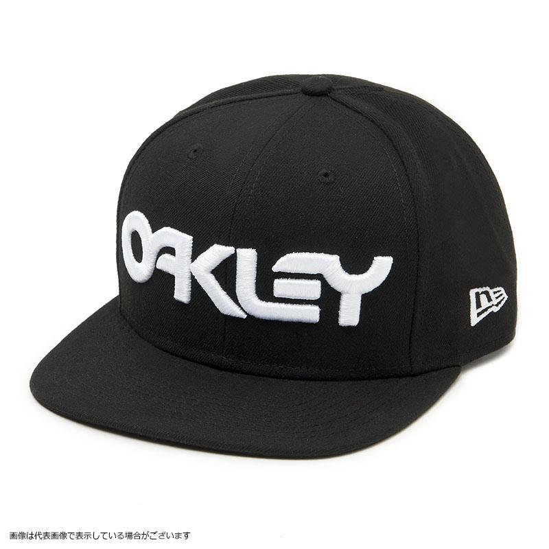 【大感謝祭全品エントリー10倍最大43倍】Oakley(オークリー) MARK II NOVELTY SNAP BACK 911784-02E BLACKOUT【期間12/19 20:00-12/26 1:59】