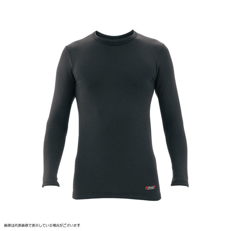 がまかつ GM3468 エクスハイパーインナーシャツ ブラック L