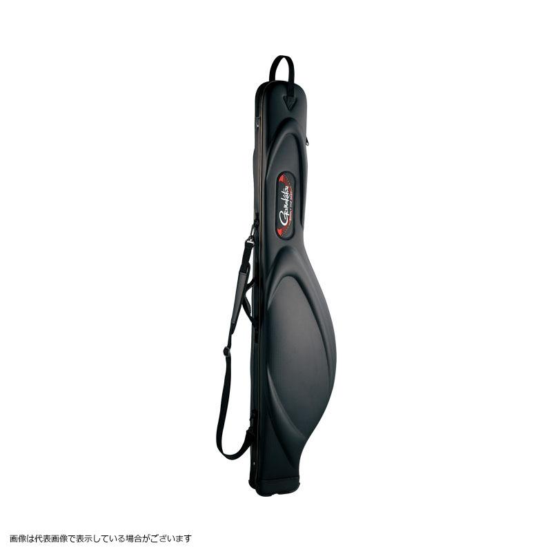 【お買い物マラソン エントリーで゙ポイントup】 がまかつ GC261 成型ロッドケース カーボンブラック 【期間7/19 20:00~7/26 01:59】