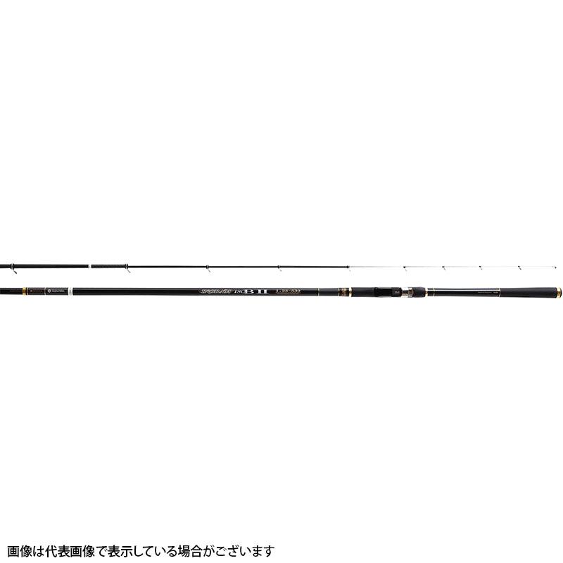 宇崎日新 ☆ イングラム ISO B 1.5号 5305 5.3m 5本継(振出)