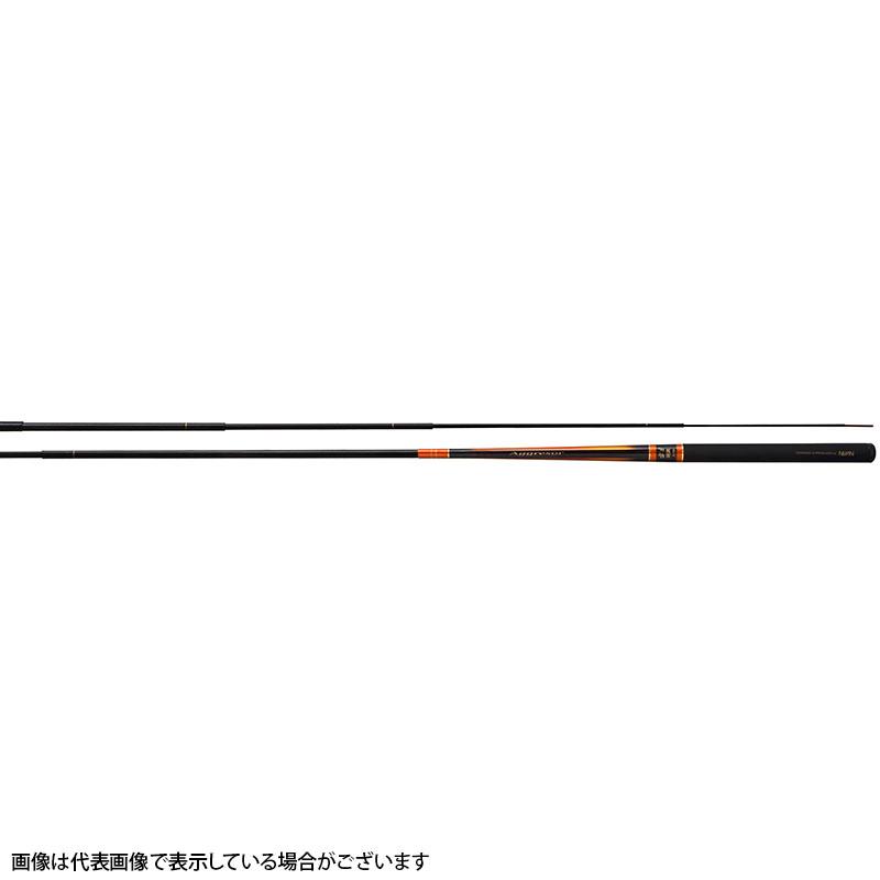 宇崎日新 ☆☆ アグレッサー 雷牙 硬調 3309 3.3m 9本継(振出)