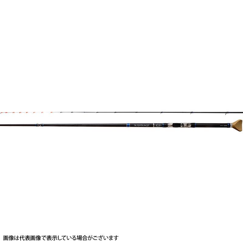 宇崎日新 ☆ 極技 攻ヘチ 硬式 2402 2.4m 2本継