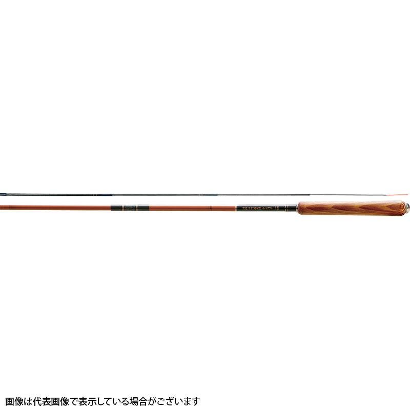 宇崎日新 精魂 別誂 冨士流 テンカラ 3308 3.3m 8本継(振出)