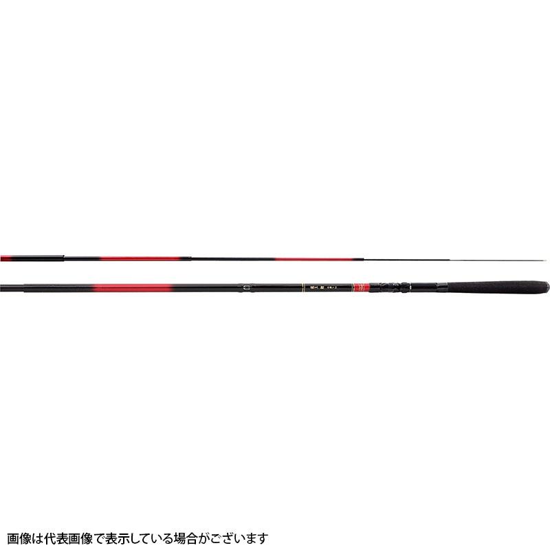 宇崎日新 龍王 鯉 中通し 5406 5.4m 6本継(振出)