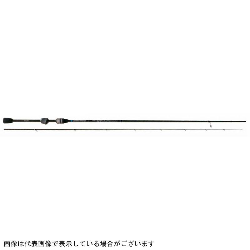 ブリーデン トレバリズム KABIN(キャビン) 602 CS(カーボンソリッド穂先)-tip (スピニング2ピース)