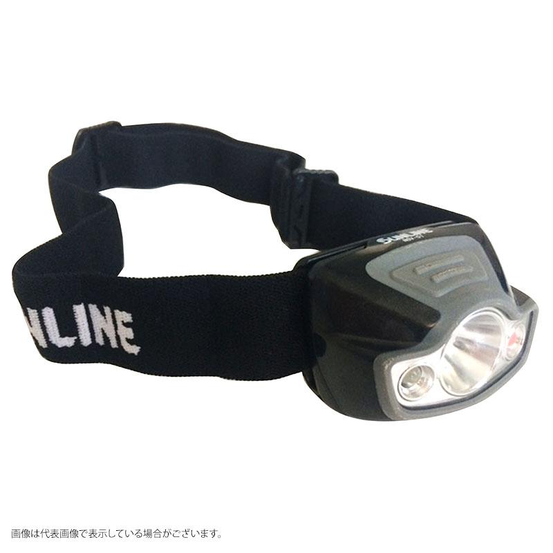 サンライン NSV−01 NSVヘッドライト ピンクバック ブラック