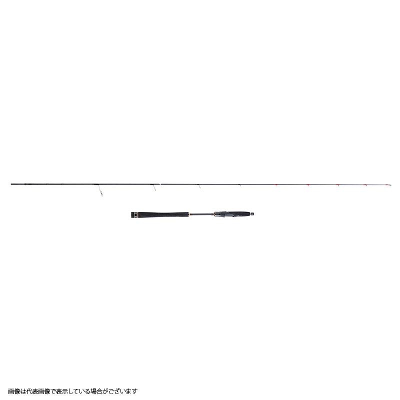アブガルシア(Abu) エラディケーターセブンスペシャル ESSS76ML100-FS-Limited スピニング1ピース グリップジョイント)