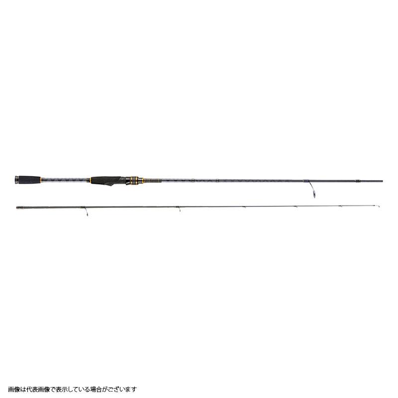 アブガルシア(Abu) オーシャンフィールド ボートロック OBRS-682L (スピニング2ピース)