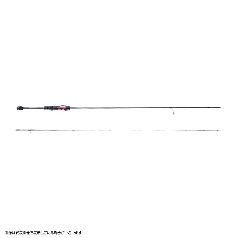 アブガルシア(Abu) エラディケーター リアルフィネス ERFS-67SULT-ST-TZ (スピニング2ピース)