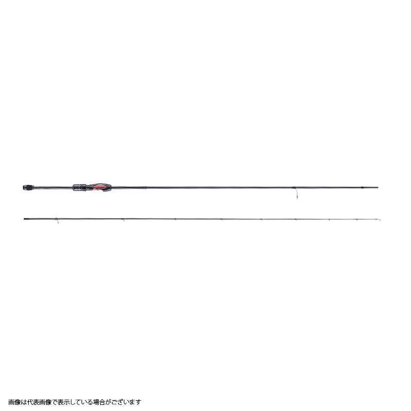 アブガルシア(Abu) エラディケーター リアルフィネス ERFS-76LT-TZ (スピニング2ピース)