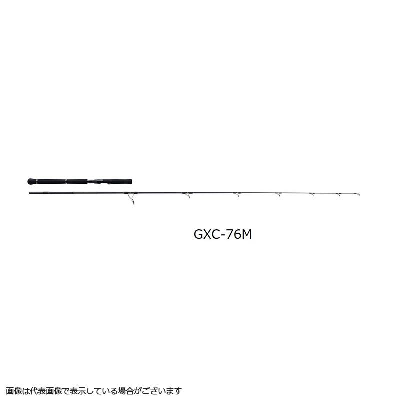 メジャークラフト ジャイアントキリング GXC-76M (スピニング 1ピースバットジョイント)