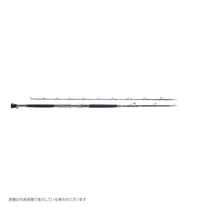 アリゲーター KAIYU(カイユー) RG30-265 シルバ- クロギン