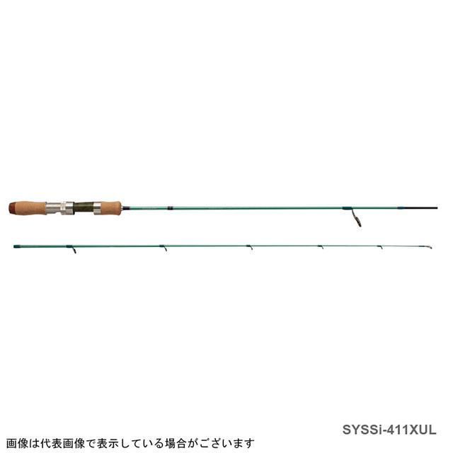 アングラーズリパブリック シルファー SYSSi-411XUL