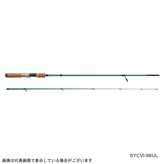 アングラーズリパブリック シルファー SYCVi-56UL