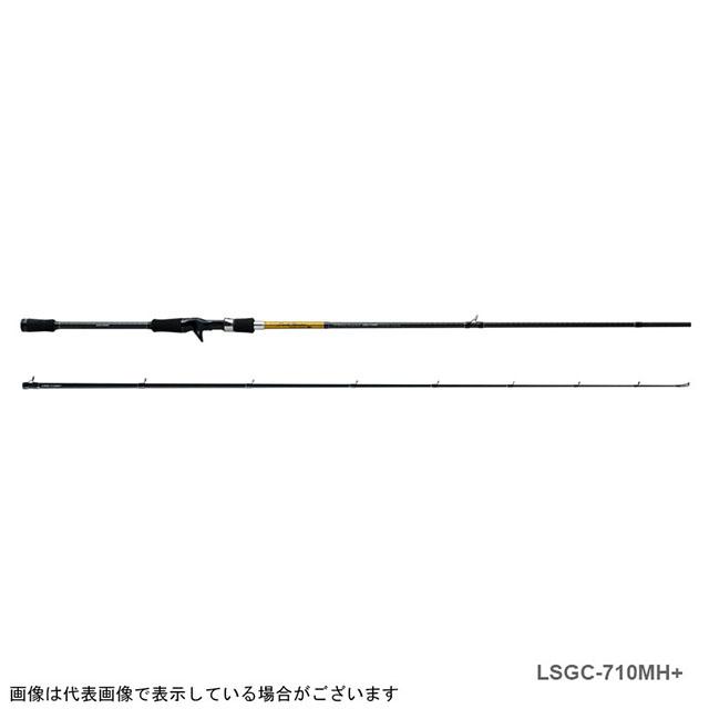 アングラーズリパブリック ラークシューター LSGC‐710MH+