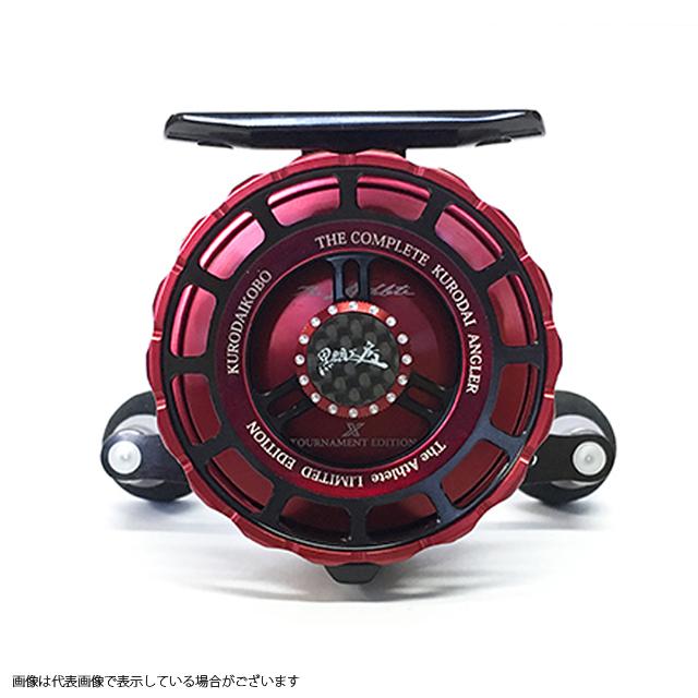 黒鯛工房 カセ筏師 THE アスリート Racer 65HG X-RB(左)
